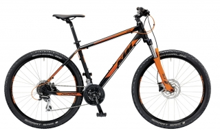 Horské kolo KTM Chicago 27 H-Disc 2019
